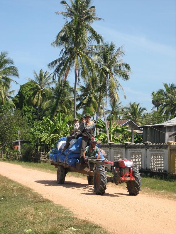 Grenze Myanmar