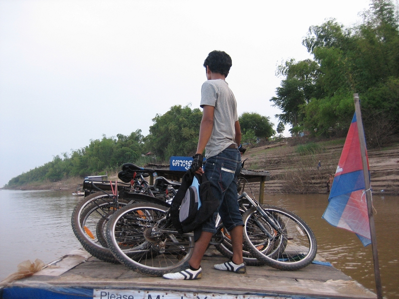 Grenze Laos